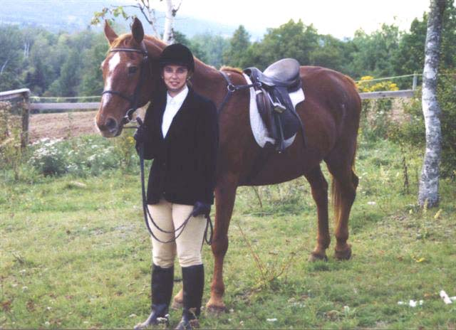 Reaching Strides Equestrian Centre In Memory